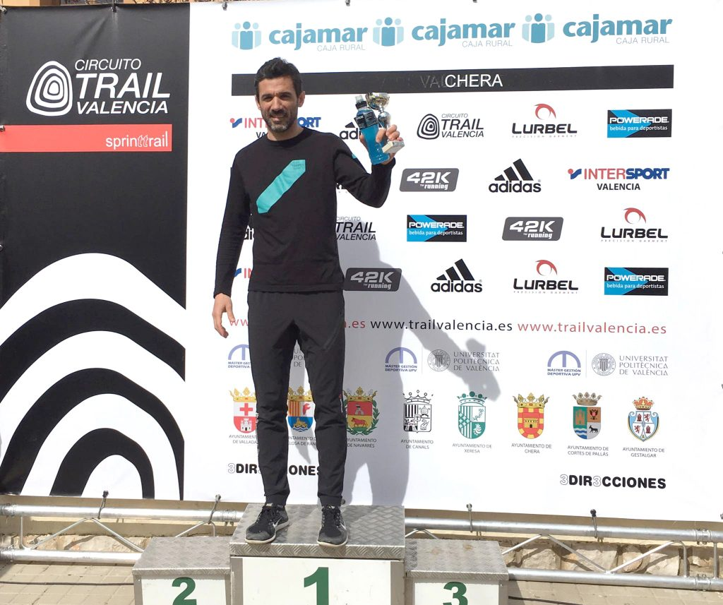 Álex Campos ganador sprinttrail CTV