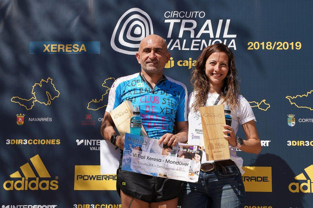 Ganadores trail ®Tripixelsport
